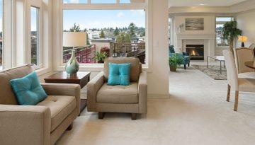 Elegant mansion furniture