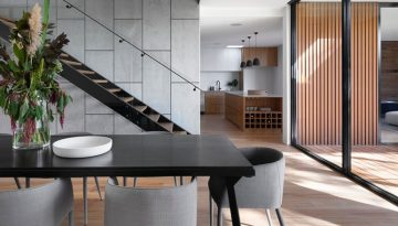 Office stairs design